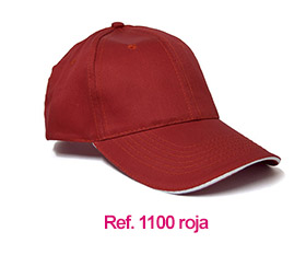 1100 roja
