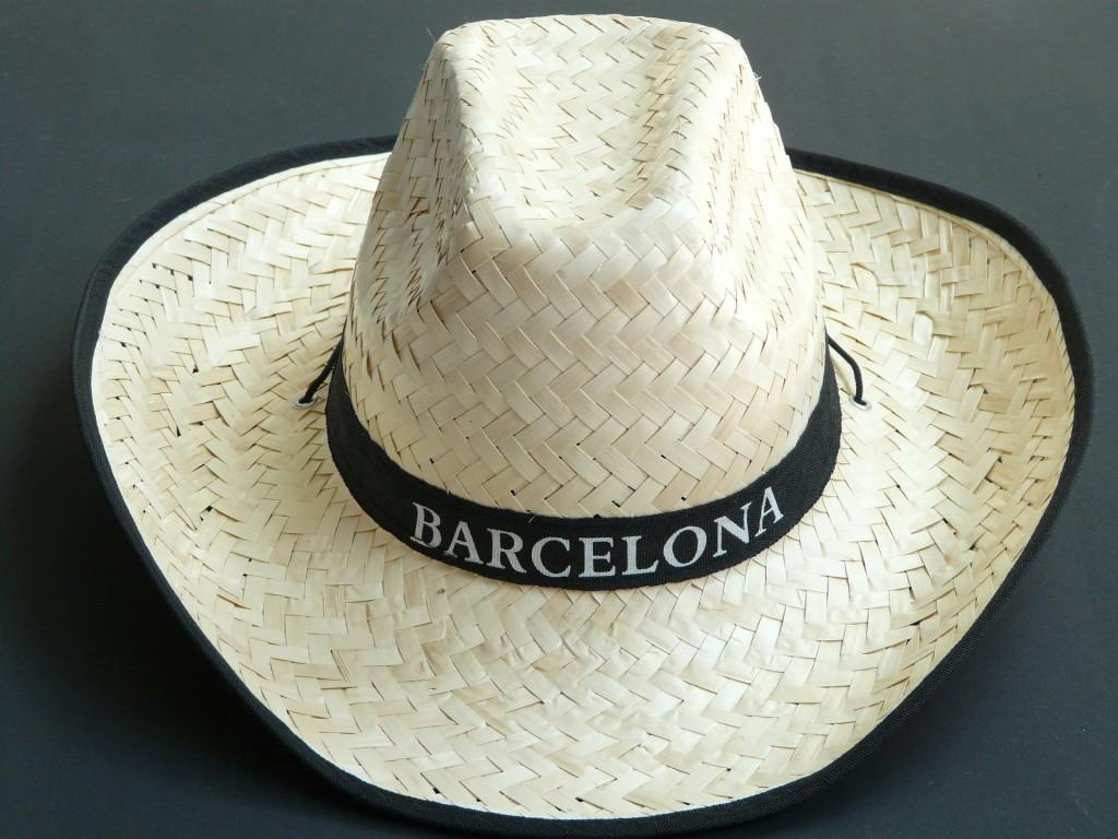 sombreros promocionales